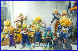 1/6 DRAGON BALL Broli Figurine GK Super Saiyan Statue Collection Resin Model