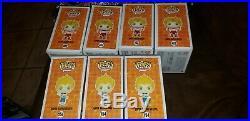 7 lot Super Saiyan Broly Funko Pop Dragon ball Z 402 Figure 3 154 super vegeta