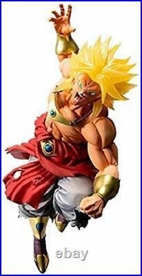 BANDAI Dragon Ball Super Saiyan Super Saiyan Broly'94 Figure Ichiban kuji