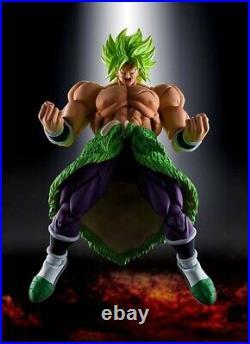 BANDAI Figure S. H. Figuarts Dragon Ball Super Saiyan Broly full power JAPAN