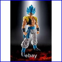 BANDAI S. H. Figuarts Dragon Ball Super Saiyan God Gogeta Action Figure withTracking