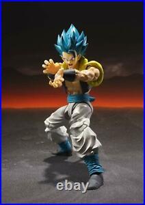 BANDAI S. H. Figuarts Dragon Ball Super Saiyan God Super Saiyan Gogeta JAPAN