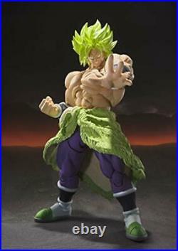 BANDAI S. H. Figuarts Super Saiyan Broly Full Power Dragonball Super