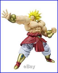 BROLY Legendary Super Saiyan SH Figuarts Dragon Ball Z Bandai Tamashii Nations