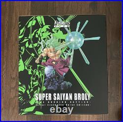 Bandai Dragon Ball Z Figuarts ZERO Super Saiyan Broly SDCC 2020 Exclusive