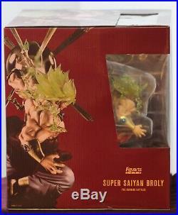 Bandai Dragonball Z SUPER SAIYAN BROLY -The Burning Battles (Figuarts ZERO)