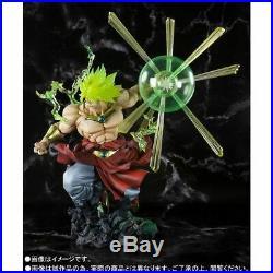 Bandai Figuarts Zero Dragon Ball Z Broly Legendary Super Saiyan Nuovo