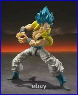 Bandai SH Figuarts Dragon Ball Z Super Saiyan God Gogeta Broly Film