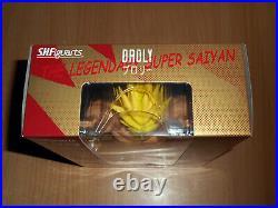 Bandai SH Figuarts(SHF) DragonBall Z Super Saiyan Broly Figure Limited 2014