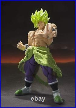 Bandai SH Figuarts Super Saiyan Broly Full Power Action Figure TAMASHII NATIONS