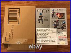 Bandai S. H. Figuarts DragonBall Z BROLY SUPER SAIYAN GOD SSGSS VEGETA Japan ver