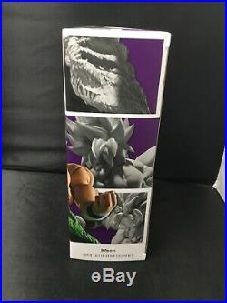 Bandai S. H. Figuarts Dragon Ball Super Saiyan Broly Full Power Action Figure NEW