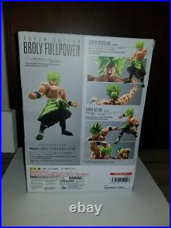 Bandai S. H. Figuarts Dragon ball Super Super Saiyan Broly Full Power