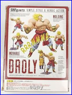 Bandai S. H. Figuarts Dragonball Z Legendary Super Saiyan Broly