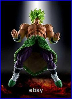 Bandai S. H. Figuarts Super Saiyan Broly Full Power Dragon Ball Super SHF