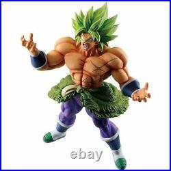 Banpresto Dragon Ball Ichiban Kuji VS omnibus Z Super Saiyan Broly B Figure