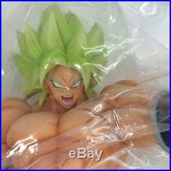 Banpresto Dragon Ball S THE 20TH FILM A prize S Saiyan Broly figure With BOX New