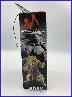 Banpresto Dragon Ball Z DX Figure Super Saiyan Broly Max Muscle Mania Vol. 1 Kai