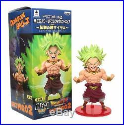 Banpresto Dragon Ball Z Mega WCF 5.5 Legendary Super Saiyan Broly