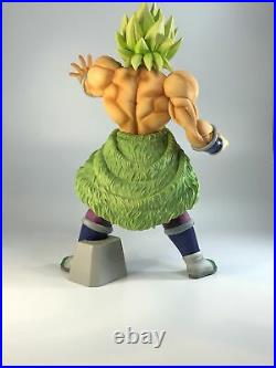 Banpresto Full Power SUPER SAIYAN BROLY Dragon Ball Super King Clustar Statue