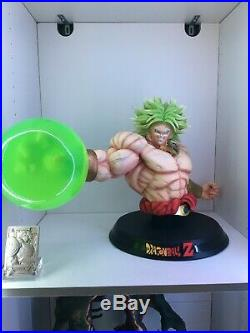 Broly Legendary Super Saiyan King of Destruction ver HQS+ by TSUME (BUST ONLY)