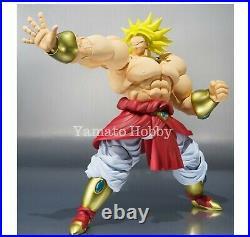 Broly S. H. Figuarts Action Figure Dragon ball Z Super saiyan BANDAI 2014 Japan