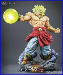 DRAGON BALL Broly Legendary Super Saiyan King Destruction HQS+ 1/4 Statue Tsume