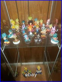 DRAGON BALL Z Ultimate Grade UG Gashapon Lot Goku Vegeta Broly Super Saiyan