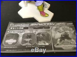 Dragon Ball Broly Figure Super Saiyan 3 Hybrid grade USED 170mm BANDAI Kai Anime