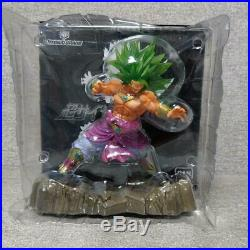 Dragon Ball Broly Super Saiyan 3 Hybrid grade BANDAI Figure 17cm