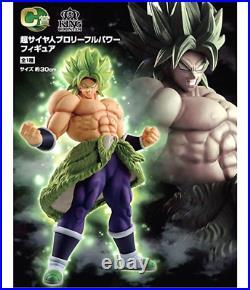 Dragon Ball Ichiban Kuji Super Saiyan Broly full power Figure ULTIMATE VARIATION