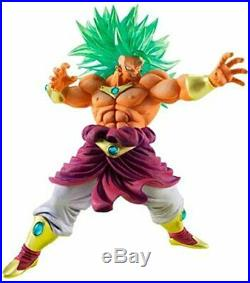 Dragon Ball Kai Hybrid Grade Super Saiyan 3 Broly Exclusive 6.6 Figure