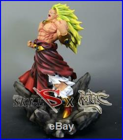 Dragon Ball Legendary Super Saiyan Broly Resin Statue Figure MRC Xceed VKH DBZ