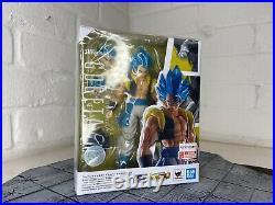 Dragon Ball Super Super Saiyan God Gogeta BRAND NEW AUTHENTIC