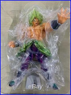 Dragon Ball Super The 20th Film Super Saiyan Broly Figure Ichiban Kuji Lottery