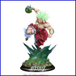 Dragon Ball Z Broli Super Saiyan 1/4 Full Painted LED Statue GK Model