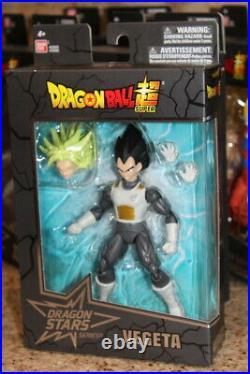 Dragon Ball Z Dragon Stars Baf Super Saiyan Broly BAF 6 Figures New sealed