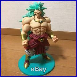 Dragon Ball Z Figure Super Saiyan 3 Broly MEGAHOUSE BANDAI D. O. D From Japan F/S