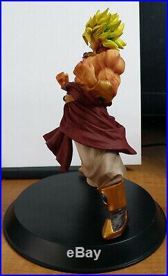 Dragon Ball Z Kai Banpresto HQ DX Figure Movie Super Saiyan Broly (No Box) PVC