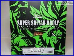 Dragon Ball Z figure Figuarts ZERO Super Saiyan Broly Brand New