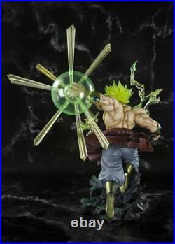 Dragonball Super Saiyan Broly The Burning Battles Figuarts Zero Figure Toy