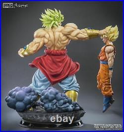 Dragonball Z Broly Legendary Super Saiyan HQS statue Tsume 14 Scale Figure DBZ