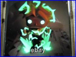 Dragonball Z Funko Bundle, Super Saiyan Broly, Rose Goku Black, Goku Saiyan God