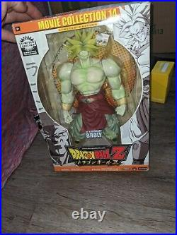 Dragonball Z Movie 11 Legendary Super Saiyan SS Broly Jakks 2003 FUN Used