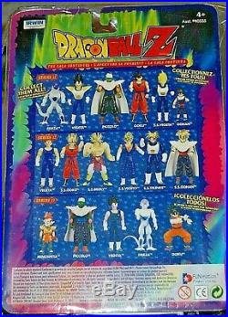 Dragonball Z Super Saiyan Broly Series 12 Action Figure FREE S/H Irwin Toys