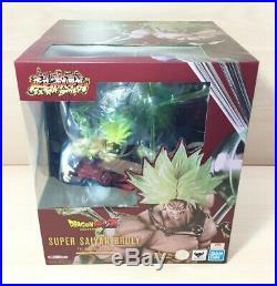 Figuarts ZERO DragonballZ Super Saiyan Broly -The Burning Battle- ABS&PVC Figure