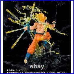 Figuarts ZERO The Burning Battle Super Saiyan Son Goku VS Super Saiyan Broly set