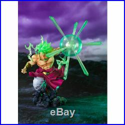 Figuarts Zero Dragon Ball Super Saiyan Broly The Burning Battle Event Exclusive