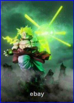 Figuarts Zero Dragon Ball Z Super Saiyan Broly The Burning Battles Figure