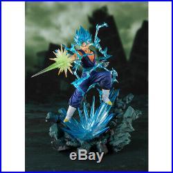 Figuarts Zero Dragonball Z Super Saiyan Broly Super Saiyan God Vegito Lot